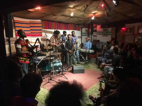 Crowdfunding Ethiojazz project starts!